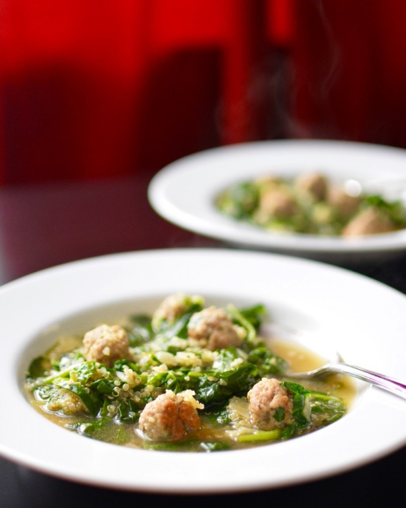 Italian Wedding Soup - My Way!
